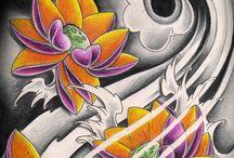 Deviant art all flash tattoo