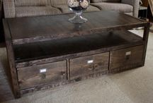 furniture ideas / by Melody Wadley