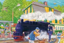 Thema de trein
