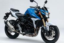 Motocykle jednoślady / Motocykle i rowery