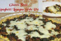 Pizza, Pasta, Rice Recipes
