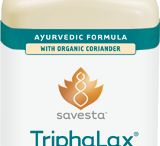 TriphaLax ® by Savesta / Constipation is a widespread condition that will increasingly affect an aging U.S. population. TriphaLax is intended for gentle relief of temporary constipation which may result from stress, changes in routine due to travel or changes in diet.