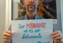 #SerMigrante / La campaña #SerMigrante tiene como objetivo cuestionar las representaciones que asocian a lo/as migrantes con la delincuencia, la inseguridad y las cuestiones policiales. Está dirigida a las personas y organizaciones que quieren combatir la xenofobia y la discriminación hacia lo/as migrantes.   Realizada por CAREF - Comisión Argentina para los Refugiados y Migrantes @asociacion.caref