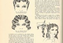Scan Hair Book - Old Version / Buku-buku rambut lama