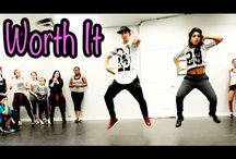 hip hop dance video