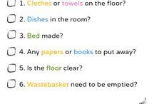 G úklid pokoje