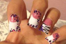 Nails  / by Molina Welborn