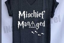 Harry potter tees
