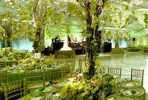 Woodland Island Wedding