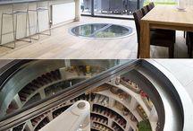 Innovative cellars