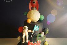 Rocket/Space Birthday