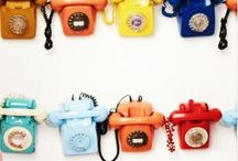 Telephones_ / Presença do plastico