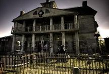 Abandoned or scary.........