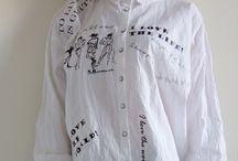 трафаретная печать на одежде