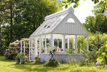 Greenhouse / Nice ideas for greenhaouses