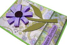 Card Ideas / by Christina Menginie