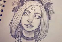 drawings x