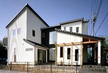 パティオのある家:パナソニック耐震住宅工法テクノストラクチャー / パナソニック耐震住宅工法テクノストラクャーで建設された注文住宅