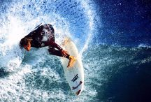 Surfing / by CHRIS BEATTY