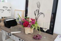creatii florale Atlasul cu petale / Lucrari realizate de Mihaela Furtuna, florist