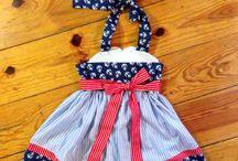 Darling Daughter / Dresses I make for Aaydon's Closet