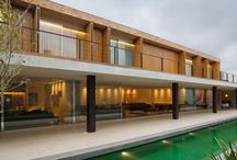 Tijolinho House by Marcio Kogan / by Rebecca Jane