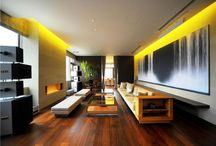 Lively Livingrooms / by Ruth Thomas