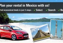 Mexico Cars Rental / Find best car rental services at affordable prices.