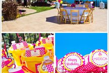 Birthday Party Ideas / by Kari Butler