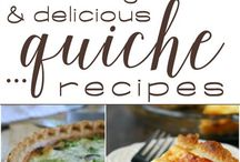 Quiches recipes