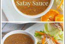 Recipes: Sauces