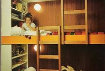 Bunk bed for 3