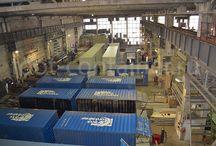 Услуги по морским контейнерам / Услуги по морским контейнерам в Санкт-Петербурге
