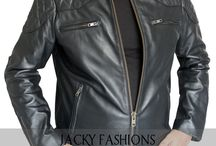 Jacky Fashions Celebrity Jackets / Mens & Womens Celebrity Leather Jackets Online Store Discounted Price Deals