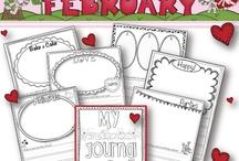 School - February