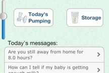 Interesting apps for moms to be!