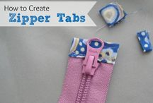 Sewing with Zippers