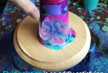 akrylatove barvy
