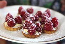 Mini tarts sweet