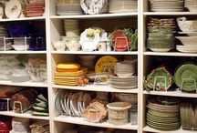 Dishes Galore!