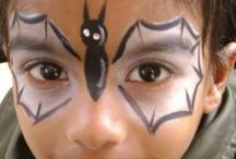 Face painting ideas / by Kristine LeRoy