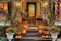 autumn.  :-)  / by Linda Moran