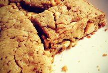 Bolos simples e brownies