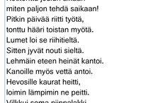 Joulun runot