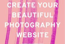 Websites / Website ideas, tips and inspiration for photographers.