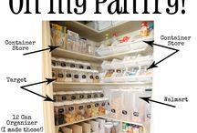 Storage - Pantry