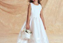 Adelina Flower Girl Dress