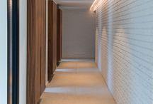 couloir blanc