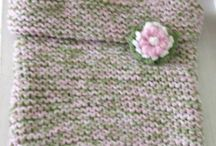 crochet baby sovepose