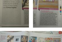 Buy Art Fair Print Coverage 2015 / Buy Art Fair & The Manchester Contemporary 2015 print coverage including the Telegraph, Lancashire Life, and Cheshire Life